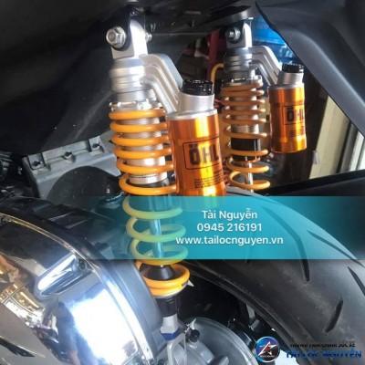 Phuộc OHlin bình dầu fake Thái cho NVX,AB, Novo, SH