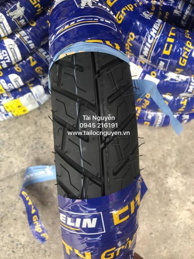 Vỏ Michelin gai City Grip Pro 90/90-14