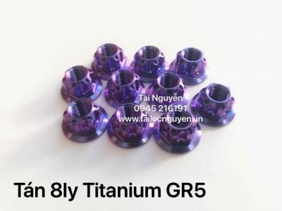 Tán 8ly Titanium GR5