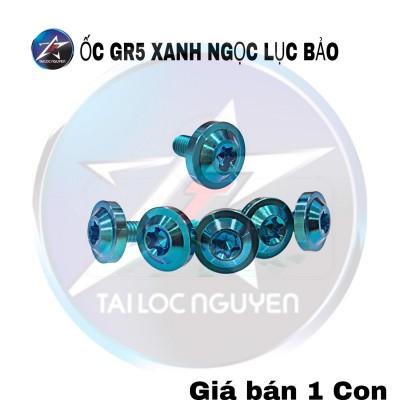 ỐC TITANIUM GR5 6x10 ĐẦU TRỤ VÀ THƯỜNG