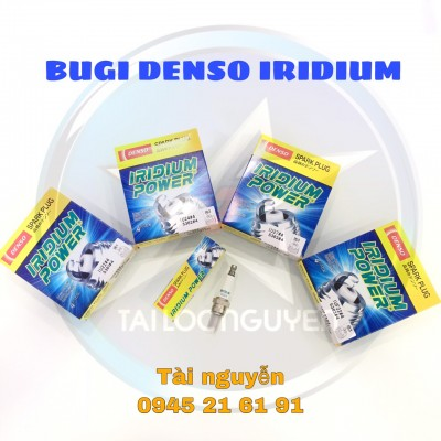 Bugi Denso Iridium Power IU 22 - IU24 (Exciter, AB, Novo..)