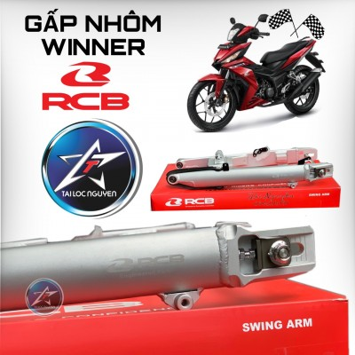 GẤP NHÔM RACINGBOY CHÍNH HÃNG CHO EX150 VÀ WINNER/SONIC/WINNERX