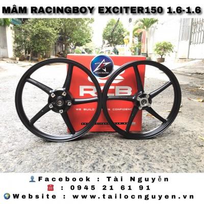 MÂM RCB 5 CÂY EXCITER 150 SIZE 1.6-1.6