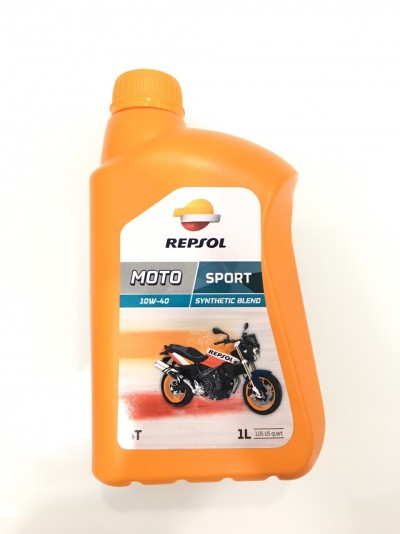 Nhớt Repsol Moto Sport 4T 10W40 1L