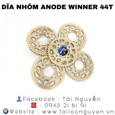DĨA NHÔM 7075 ANODE CAO CẤP CHO HONDA WINNER/SONIC/EXCITER 150/RAIDER FI