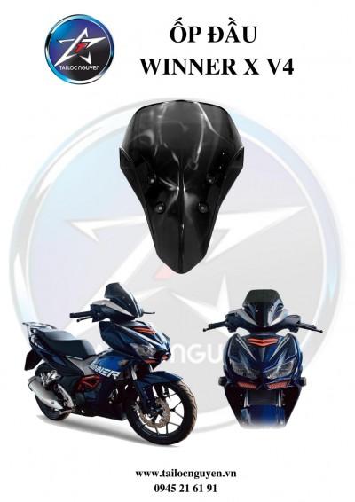ỐP ĐẦU WINNER X V4 HÀNG CHÍNH HÃNG MOTO ART