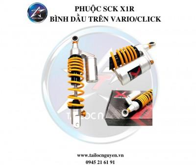 PHUỘC SCK X1R 320mm BÌNH DẦU TRÊN CHO VARIO-CLICK