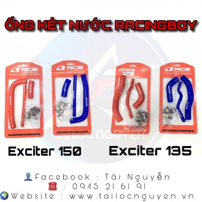 BỘ ỐNG NƯỚC GIẢI NHIỆT RCB CHÍNH HÃNG CHO HONDA WINNER/SONIC/EXCITER 135-150