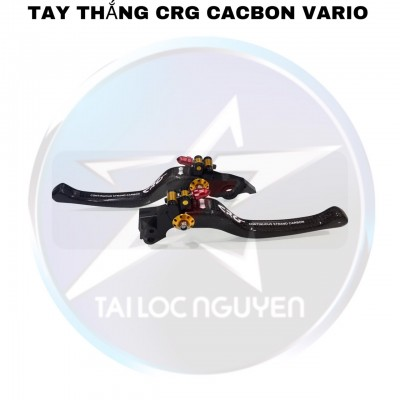 TAY THẮNG CRG CARBON XỊN HÀNG CHẤT LƯỢNG FULL CARBON