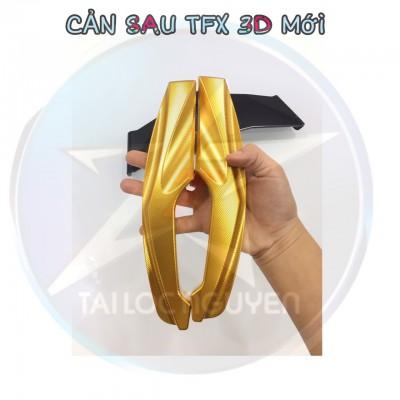 TAY DẮT 3D CỰC ĐẸP CHO XE TFX