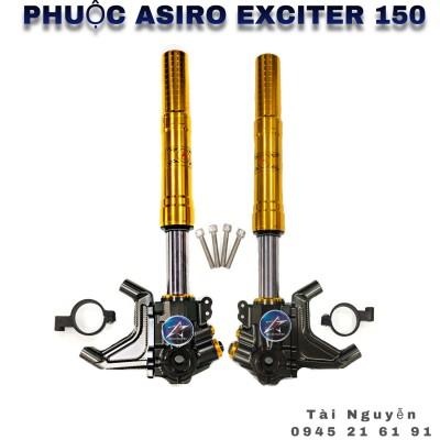 PHUỘC USD ASIRO LÊN 2 ĐĨA CHO EXCITER 150 DÙNG CHẢNG BA LỚN