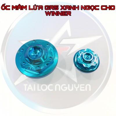 ỐC MÂM LỬA TITAN GR5 CHO HONDA WINNER/WINNER X MẪU V2