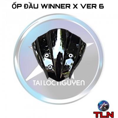 ỐP ĐẦU WINNER X V6