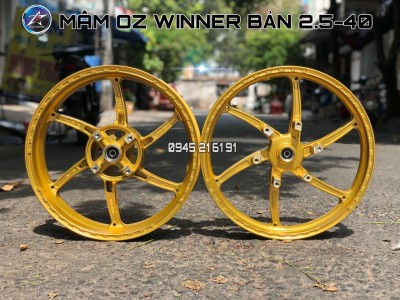 MÂM OZ X1R CHO HONDA WINNER - WINNER X