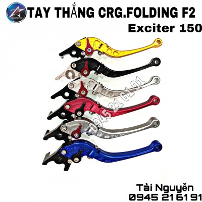 TAY THẮNG CRG FOLDING LOẠI 1 EXCITER