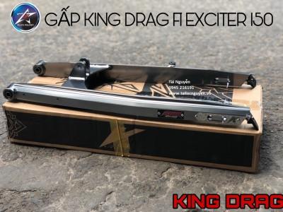 GẤP NHÔM KING DRAG F1 CHO EXCITER 150