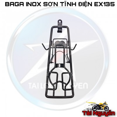 BAGA 10LI INOX SƠN TĨNH ĐIỆN CHO EXCITER 2011