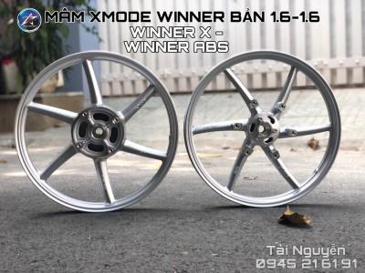 MÂM XMODE BẢN 1.6-1.6 CHO HONDA WINNER/WINNER X ABS