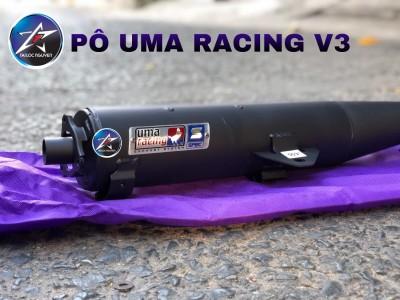 PÔ UMA RACING V3 CHÍNH HÃNG CHO EXCITER 150