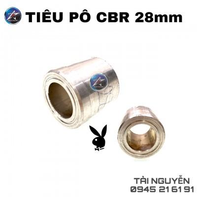 TIÊU PÔ LON CBR 28mm VÀ ORBR 24mm