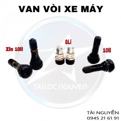 VAN VÒI ZIN - VAN VÒI INOX 8LI - 10LI