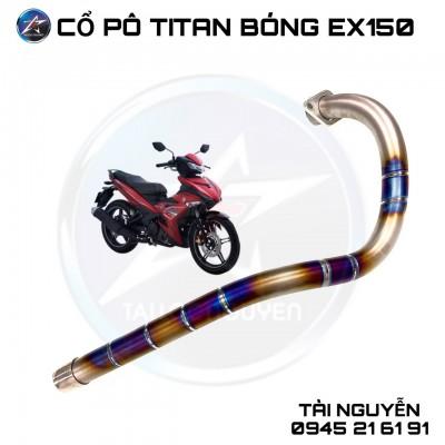 CỔ PÔ TITAN GẮN PÔ ZIN CÁC DÒNG XE EXCITER 150/SONIC/WINNER/WINNER X/VARIO/SIRIUS (V800)