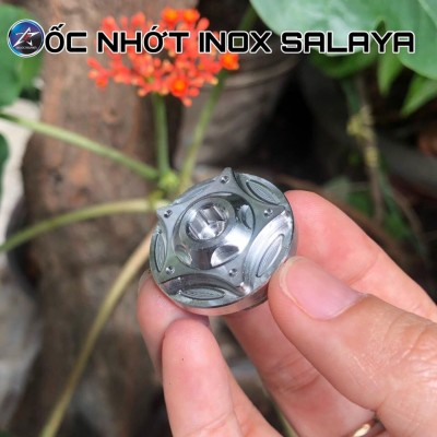 ỐC NHỚT INOX SALAYA