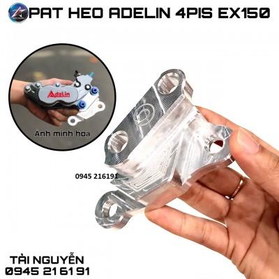 HEO ADELIN 4PIS VÀ PAT CNC GẮN WINNER/WINNER X ABS/EXCITER 150 ĐĨA 260mm-267mm