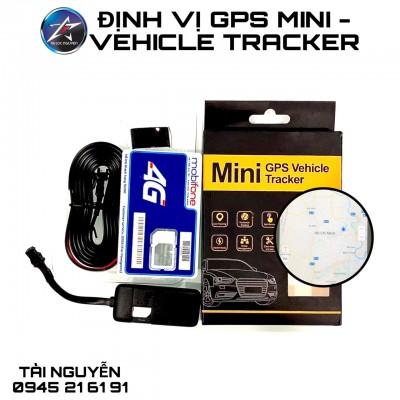 ĐỊNH VỊ GPS VEHICLE TRACKER MINI VN08S VÀ VN09S
