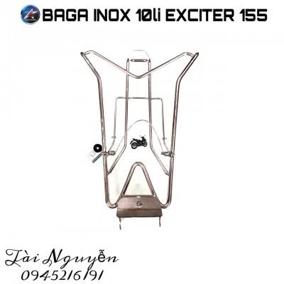 BAGA 10LI INOX CHO EXCITER 155 VVA