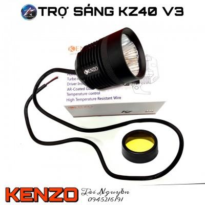 LED TRỢ SÁNG KZ40 KENZO V3 MẪU MỚI NHẤT CỦA KENZO CHÍNH HÃNG