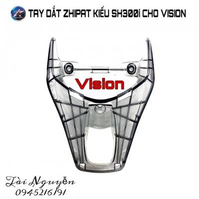 TAY DẮT ZHIPAT KIỂU SH300i CHO VISION MÀU KHÓI