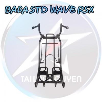 BAGA 10LI INOX CHO WAVE RSX, WAVE RS,WAVE @ 2017 VÀ SƠN TĨNH ĐIỆN