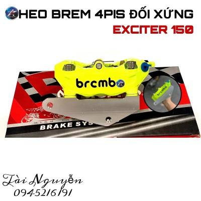 HEO BREM 4PIS ĐỐI XỨNG LUÔN PAT CHO EXCITER 150