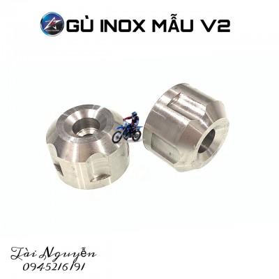 GÙ TAY LÁI INOX V2