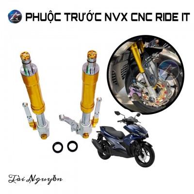 PHUỘC TRƯỚC USD  NVX CNC RIDE IT KIỂU 2 CHÍNH HÃNG