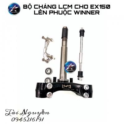 FULL BỘ CHẢNG BA LCM CHO EX150 ĐI PHUỘC WINNER