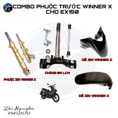 COMBO PHUỘC WINNER X LÊN CHO EXCITER 150