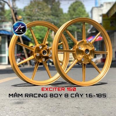 MÂM RACING BOY 8 CÂY EXCITER 150 BẢN 1.6-1.85