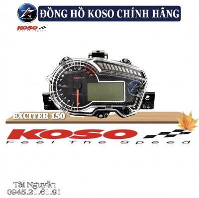 ĐỒNG HỒ KOSO CHÍNH HÃNG EXCITER 150