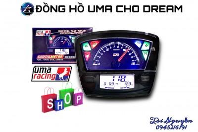 ĐỒNG HỒ UMA RACING CHÍNH HÃNG CHO DREAM