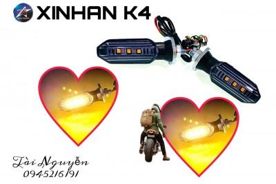 XINHAN MẪU K4 CHO XE MÁY