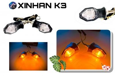 XINHAN MẪU K3 CHO XE MÁY