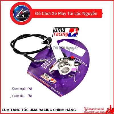 Cùm Tăng Tốc Uma Racing Rút Ngắn Hành Trình Ga ( Cùm ngắn - Cùm Dài )