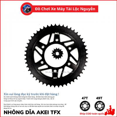 Nhông Dĩa Akei Thái Cho TFX