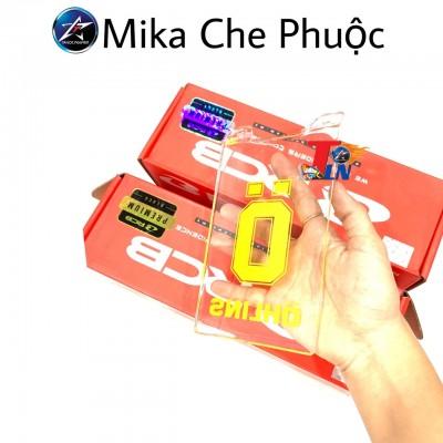 MIKA CHE PHUỘC TRONG SUỐT CHO XE MÁY